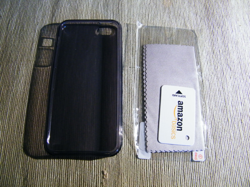 amazonbasics custodia iphone se