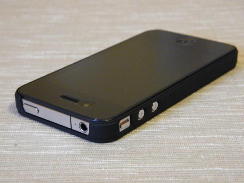 iphone 4s nero cover