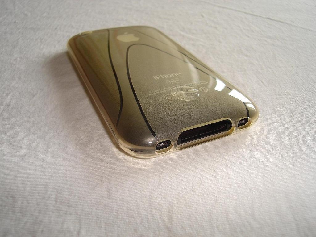 cover iphone che non ingiallisce