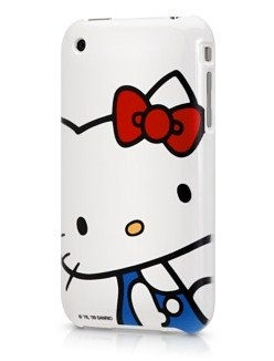 Power Support Hello Kitty Air Jacket per iPhone 3GS
