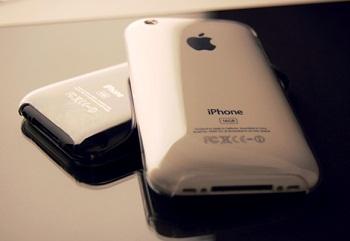 Rhino Designs Clear Series per iPhone 3GS
