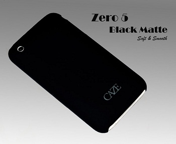 CAZE Zero 5 UltraThin Black Matte