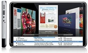 Clarivue Screen Protector per iPad
