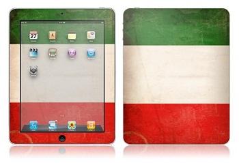 GelaSkins Tricolore per iPad