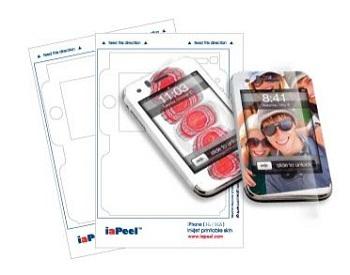 iaPeel Inkjet Printable Skin