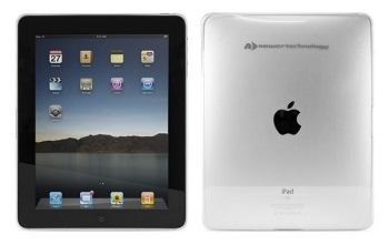 NewerTech NuGuard Clear per iPad