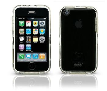 PDO Sleek Crystal Case per iPhone 3GS