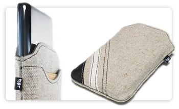 Proporta Hessian Pouch per iPhone