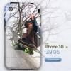 Uncommon Capsule Case per iPhone 3GS