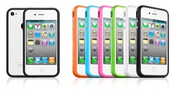 Bumper per Apple iPhone 4