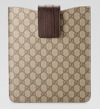 Custodia Gucci GG Plus per iPad