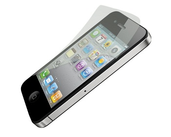 Power Support HD Anti-Glare per iPhone 4