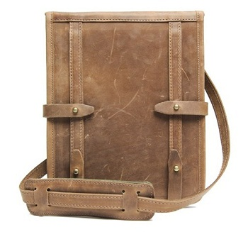 Temple Bags All Leather per iPad