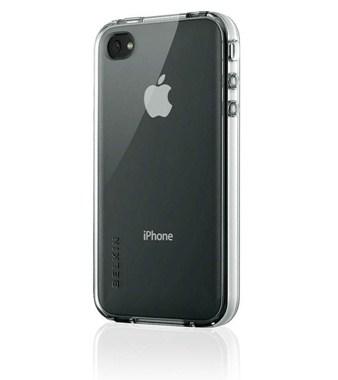 Belkin Grip Vue Clear per iPhone 4