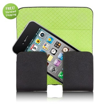Case-Mate Horizontal Hipster per iPhone 4