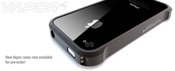 Custodia ElementCASE Vapor per iPhone 4