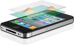 Retina Display Multi-Touch di iPhone 4