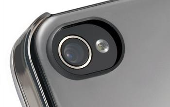 Flash Ring su InCase Snap Case per iPhone 4