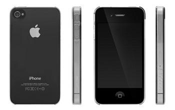 Incase Snap Case con Flash Ring per iPhone 4