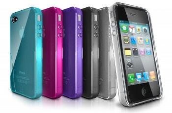 iSkin Solo per iPhone 4