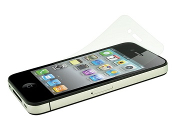 Power Support Anti-Glare HD per iPhone 4