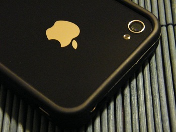 Custodia Vodafone Bumper OEM per iPhone 4