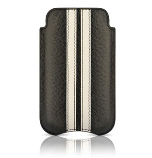 BeyzaCases SlimLine Stripes Case per iPhone 4