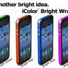 iColor Wrap per iPhone 4