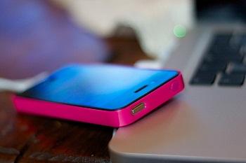 Custodia SwitchEasy NUDE Fuchsia per iPhone 4