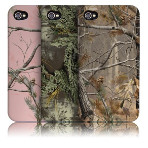 Case-Mate Realtree Camo Tough Case per iPhone 4