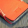 Sena Sarach UltraSlim Red Cream per iPhone 4