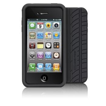 Case-Mate Vroom Case Black per iPhone 4