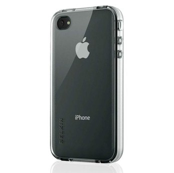 Belkin Grip Vue v3 Clear per iPhone 4