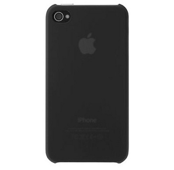 Incase Snap Case Black per iPhone 4