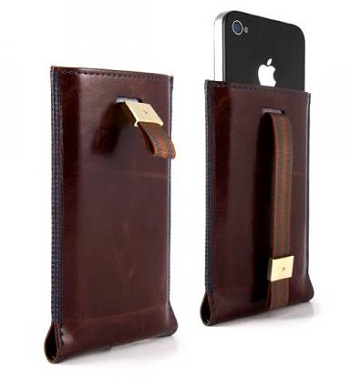Proporta Pochette Leather Style Ted Baker per iPhone 4