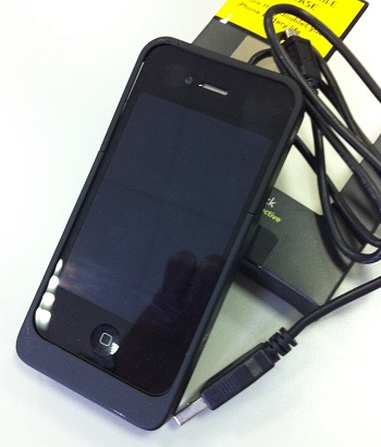 Proporta Turbocharger Back Pack per iPhone 4