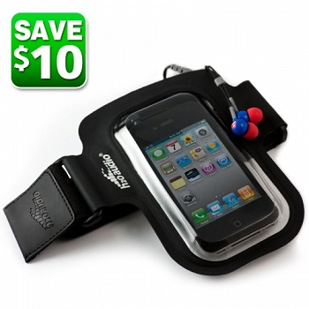 H2OAudio Amphibx Fit Waterproof Armband per iPhone