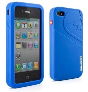 Proporta Quiksilver Silicon Case per iPhone 4
