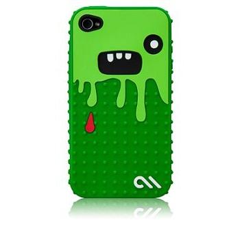 Case-Mate Monsta Case Green per iPhone 4