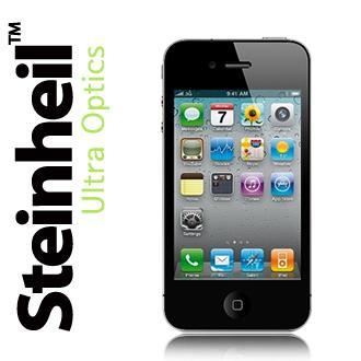 SGP Ultra Optics Screen Protector per iPhone 4