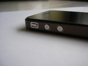 Pinlo Slice3 Black versione 2 per iPhone 4