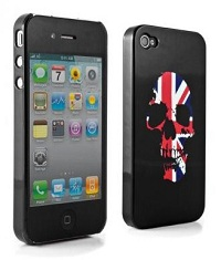 Proporta Ben Allen Skull Hard Shell per iPhone 4