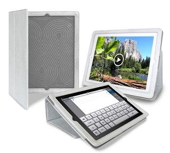 Puro Booklet in EcoPelle per iPad 2