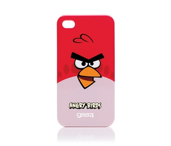 gear4 Angry Birds (Red Bird) per iPhone 4