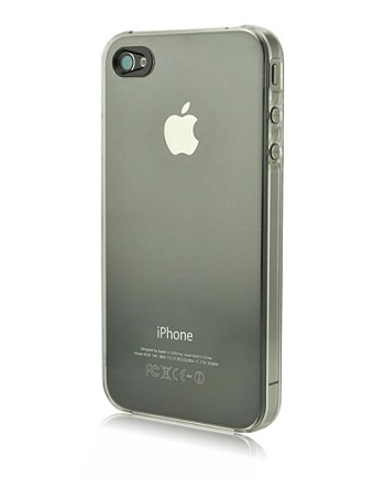 Power Support Clear Air Jacket per iPhone 4
