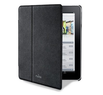 Custodia magnetica Puro Booklet Cover per iPad 2