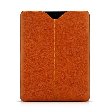 BeyzaCases Zero Series Leather Sleeve per iPad 2