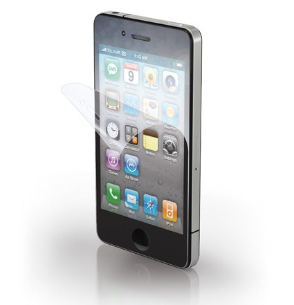 Pellicola Cellular Line ANTIBACT per iPhone 4