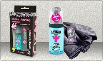 Muc-Off Rescue Kit Screen Cleaning Starter Pack