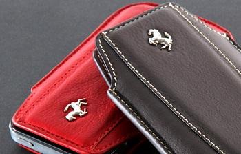 Astuccio CG MOBILE Ferrari GT Collection per iPhone 4